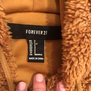 Forever 21 Fluffy Sweatshirt